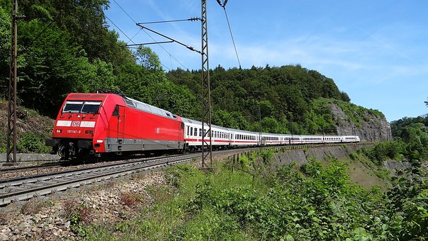 Br 101, Ic, Geislingen-climb, Fils Valley Railway