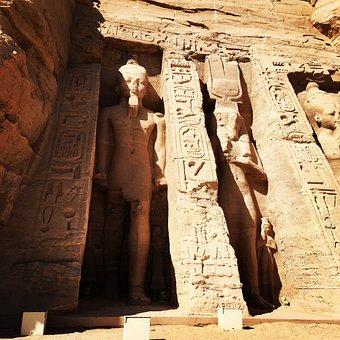 Abu Simbel, Egypt, Pharaohs, Temple, Ramses