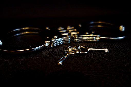 Handcuffs, Sex, Erotic, Fetish, Bondage, Shackles