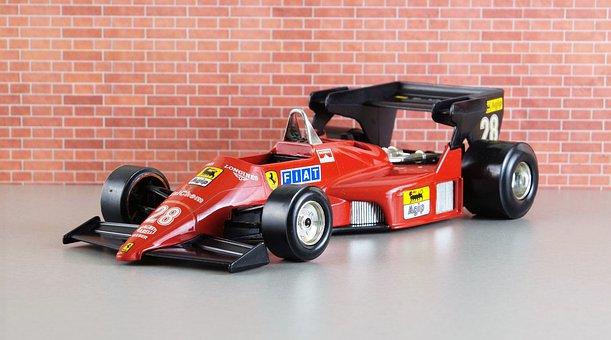 Ferrari, Formula 1, Michael Schumacher, Gerhard Berger