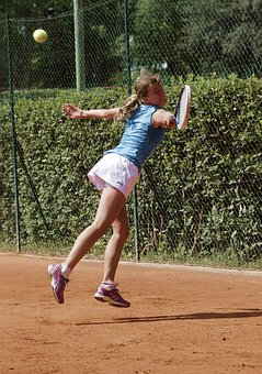 Tennis, Young, Florence