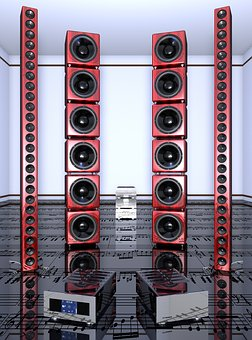 Speakers, Line-array, Great Ls