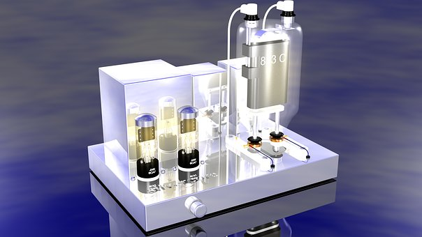 High End - Tube Amplifier, Extreme Hifi Technology