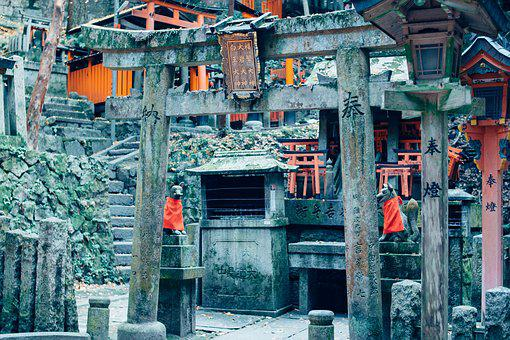 Japan, Temple, Tradition, Japanese, Religious