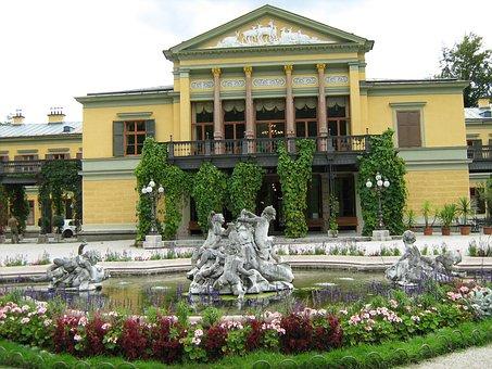 Kaiservilla, Bad Ischl, österreich, Sisi