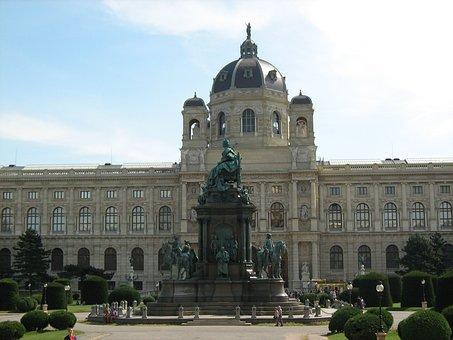 Maria-theresien-platz, Wien, österreich, Vienna