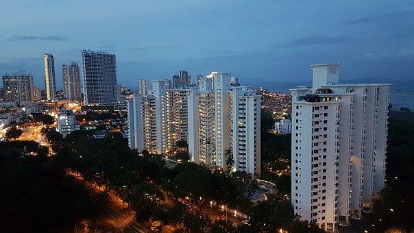 Tanjong Tokong Penang, Marina Bay Apartments
