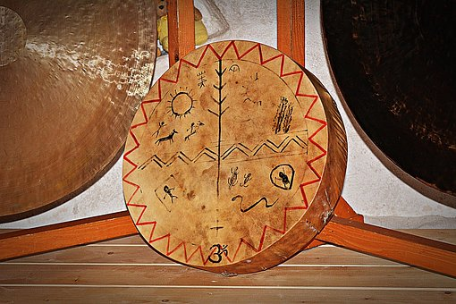 Gong, Tibetan Gong, Sound Bowl, Vibration, Meditation