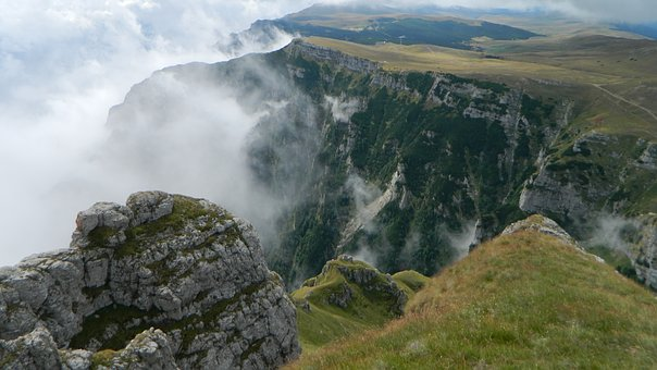 Bucegi, Mountains, Romania