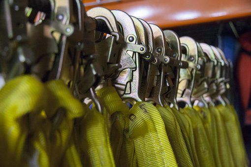 Personal Protective Equipment, Gear, Safety, Hook, Clip