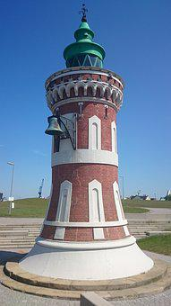 Pingelturm, Lighthouse, Bremerhaven