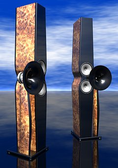 Beautiful Speaker, Reader Project, Horn Loudspeaker