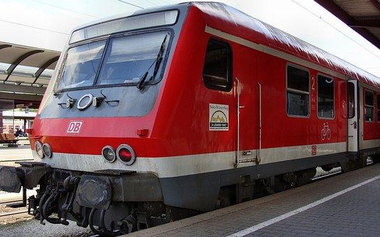 Wittenberg-head, Train, Regional Train, Tax Car