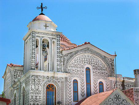 Chios, Church, Mastiekdorp, Mastic, Traditional