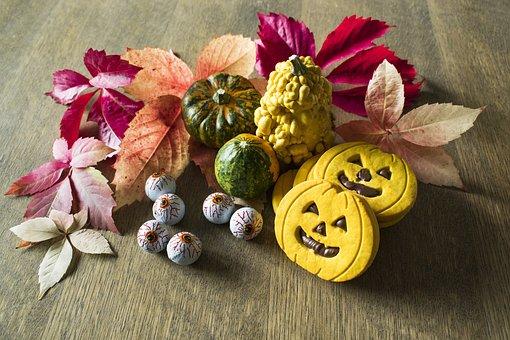 Halloween, Day Of The Dead, Pumpkins, Popular Festivals
