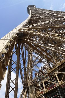 Tower, Eiffel, Paris, France, Eiffel Tower