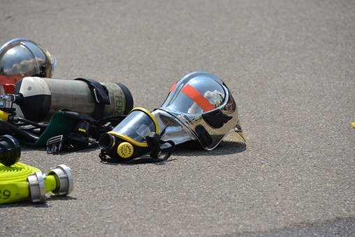 Respiratory Protection, Gas Mask, Fire, Equipment