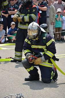 Fire Fighter, Fire, Respiratory Protection