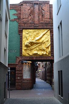 Bremen, Hooper Street, Old Town, Parlor, Old Houses