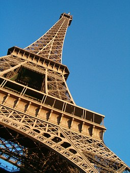 Eiffel Tower, France, Iron, Architecture, Monument