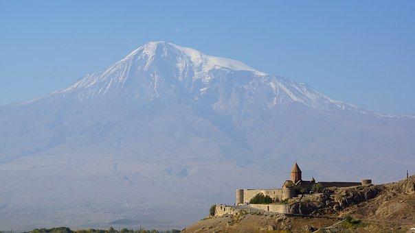Khor Virap, Monastery, Ararat, Armenia, Caucasus
