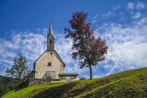 Lesachtal, Valley, Alpine, Austria, Tyrol, Landscape