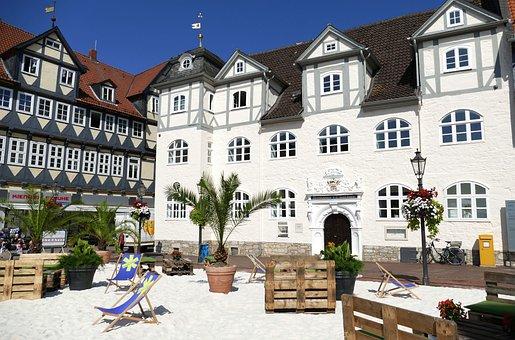 Wolfenbüttel, Old Town, Lower Saxony, Historically