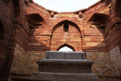 Monument, Fort, King, Ancient, Architecture, Culture