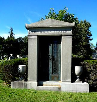 Cemetery, Mausoleum, Old, Graveyard, Architecture