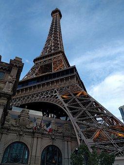 Paris, Eiffel Tower, Europe, France, Tower