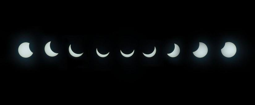 Solar Eclipse, Sun, Natural Spectacle, Blackout
