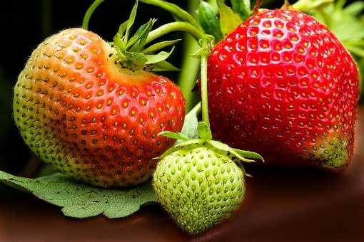 Strawberry, Fruit, Red, Fruits, Sweet, Food, Summer
