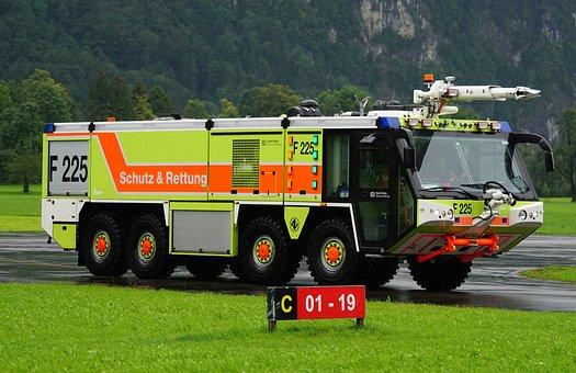 Fire, Tank Fire Truck, Tlf, Professional Fire Brigade