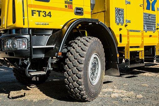 Truck, Fire Tender, Firetruck, Firefighting, Vehicle