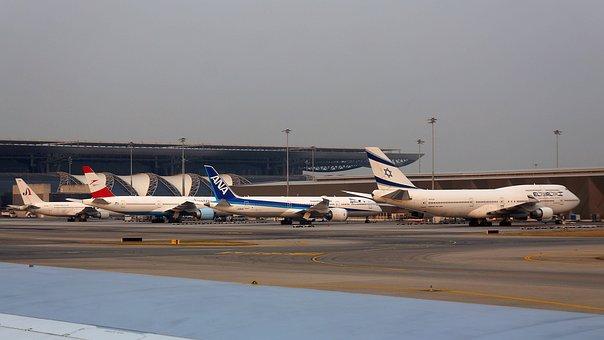Airport, Boeing, Bangkok, Airliner, Air Transport