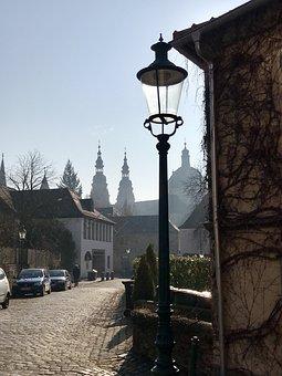 Fulda, Dom, Sky, Lantern, Church, Steeple, Landmark