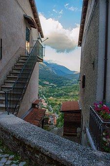Mountain, Mountains, Opi, Abruzzo, National Park