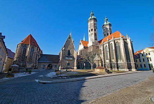 Naumburg, Dom, Saxony-anhalt, Germany, Church, Religion
