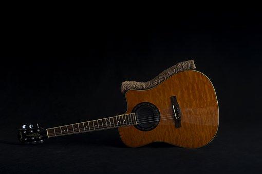 Fender Guitar, Background For Newborn, Newborn Scenario
