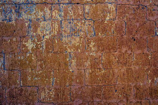 Wall, Old, Weathered, Aged, Texture, Grunge, House