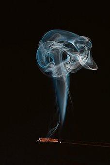 Smoke, Fire, Color, Smoking