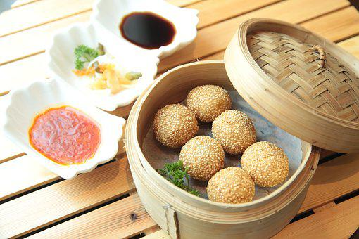 Asian Food, Dimsum, Cuisine, Soy, Cooking, Steamed