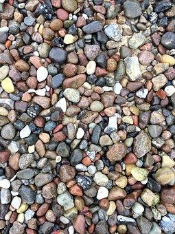 Stones, Coast, Sea, Beach, Pebble, Nature, Baltic Sea