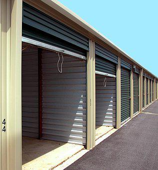 Storage Warehouse, Storage, Bins, Warehouse, Industry