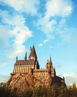 Harry Potter, Wizard, Hogwarts, Magic, Wand, Sorcery