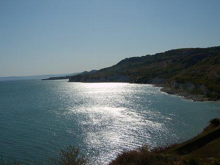 Black Sea, Kaliakra, Coast