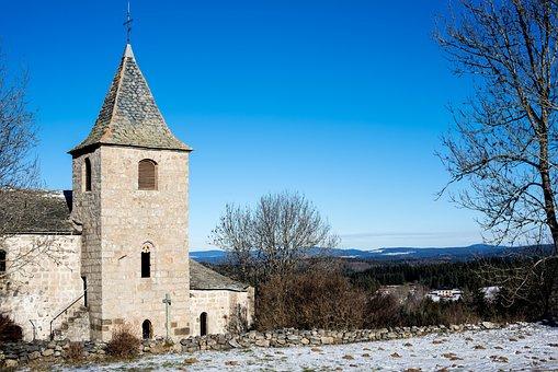 Church, Eglise, Haute-loire, Protestantism, Monument
