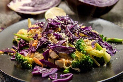 Oriental, Dish, Food, Meal, Cuisine, Asian, Dinner