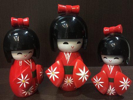 Japanese, Doll, Japan
