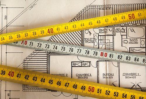 Plan, Building, Measurement, Architect, Work